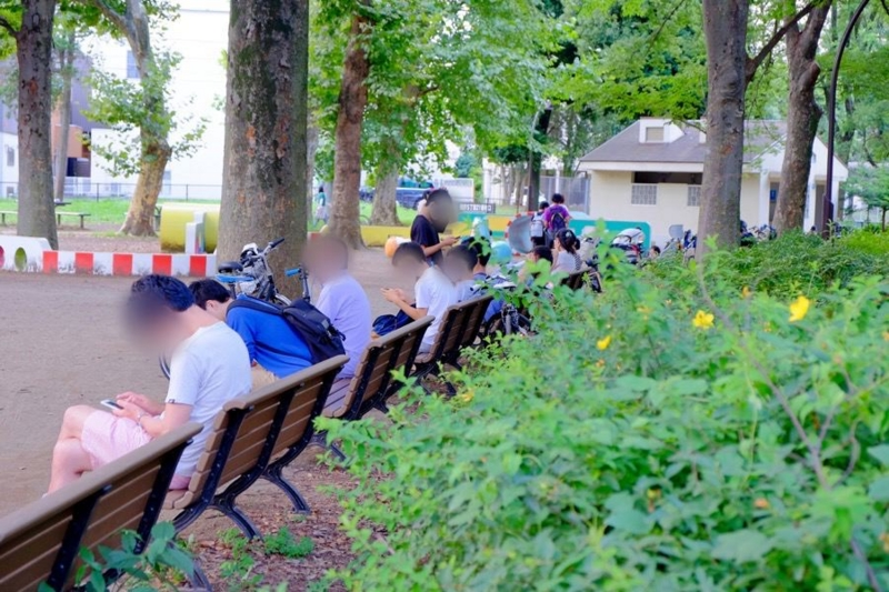 ポケモンGO 駒沢公園 2
