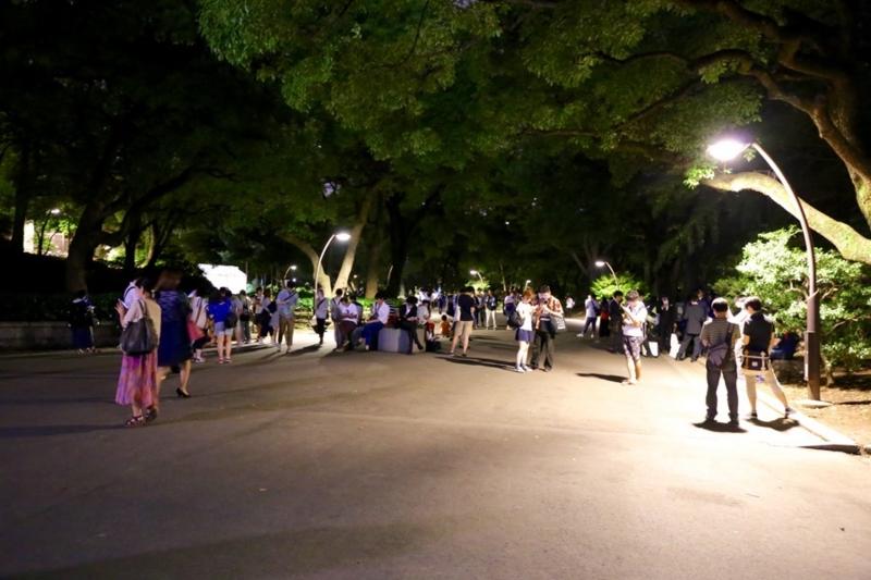 ポケモンGO 日比谷公園 2