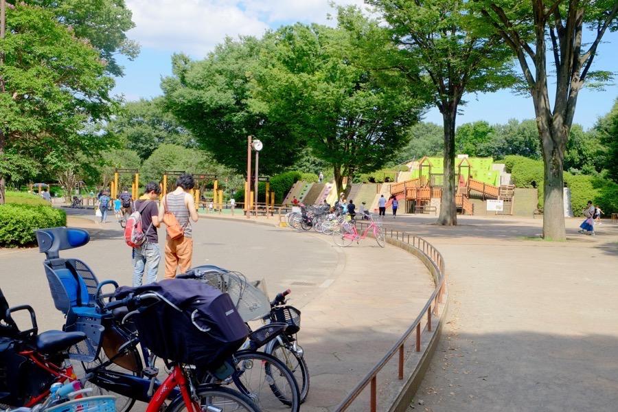 ポケモンGO 小金井公園 1