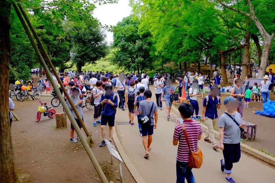ポケモンGO 世田谷公園 2
