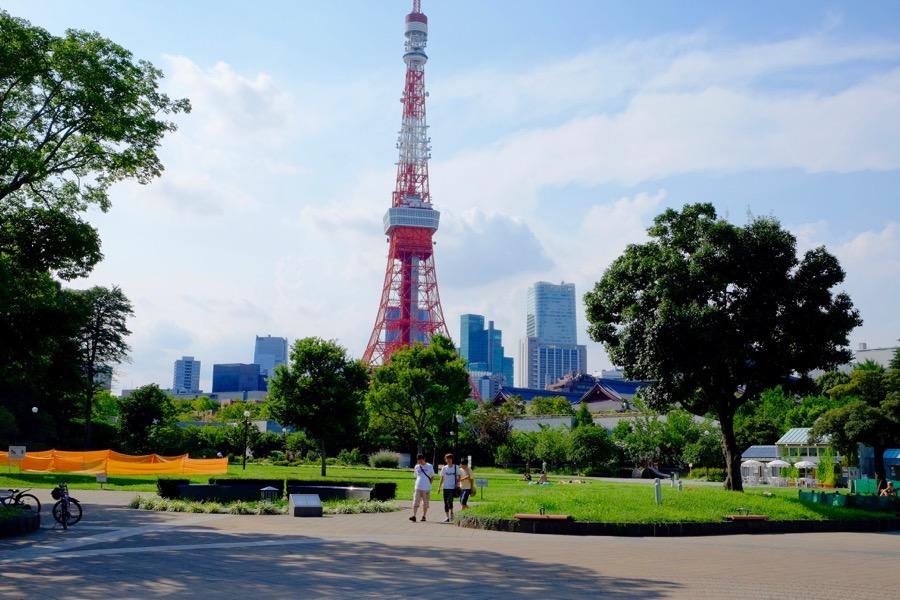 ポケモンGO 芝公園 1