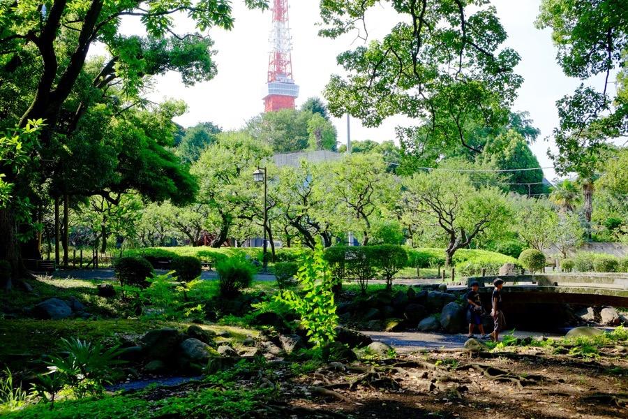 ポケモンGO 芝公園 2