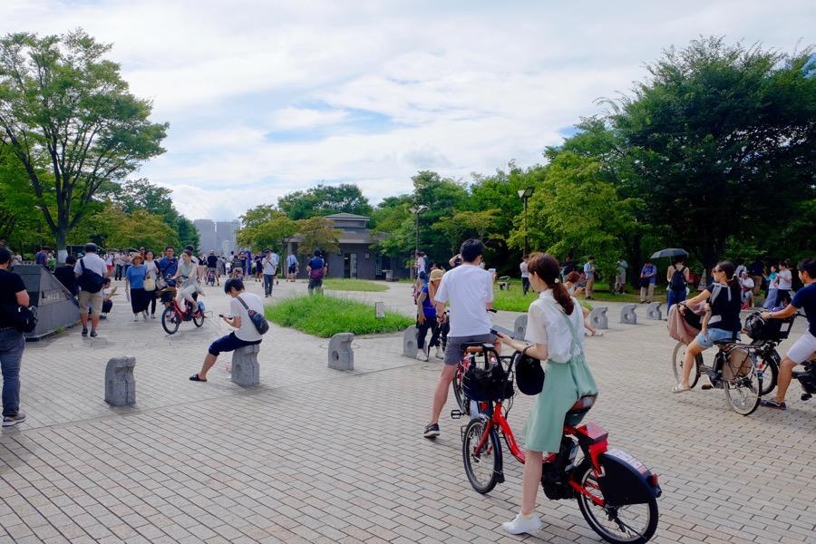 ポケモンGO 潮風公園 1