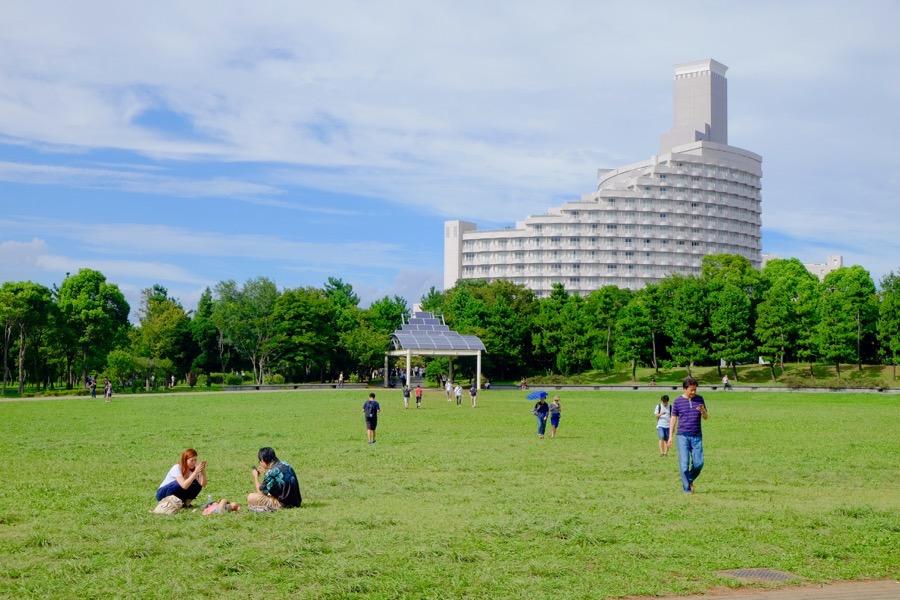 ポケモンGO 潮風公園 2