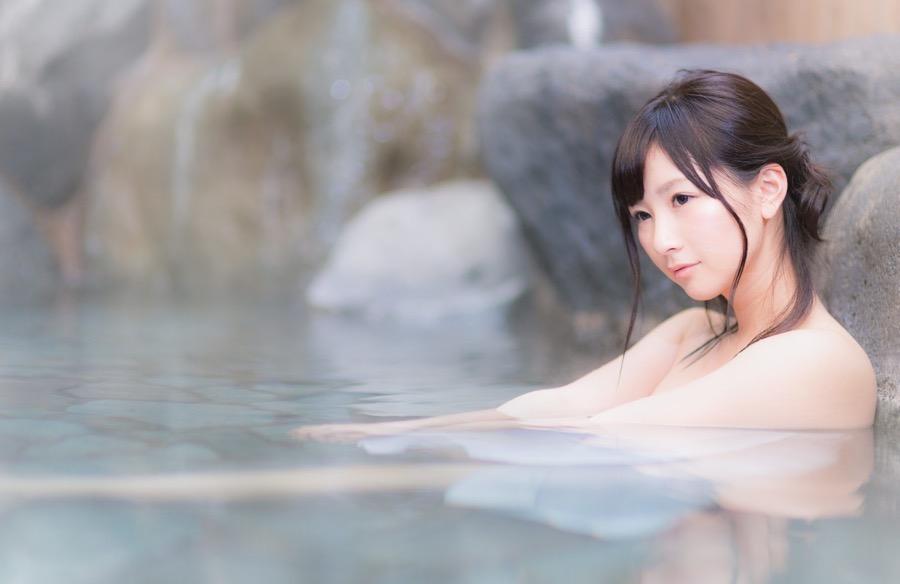 温泉 風呂