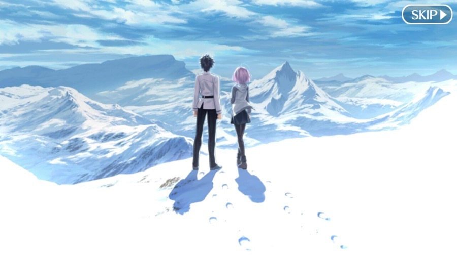 Fate/Grand Order FGO エンディング