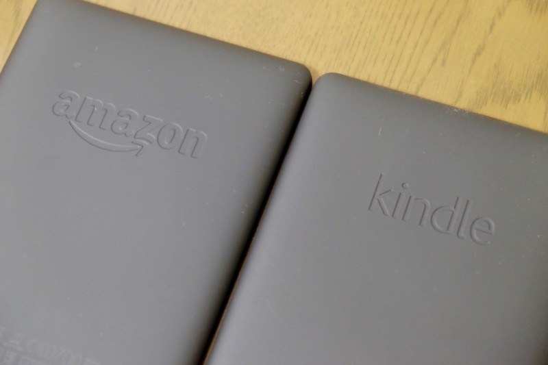 Kindle Paperwhite 比較 第3世代 第1世代