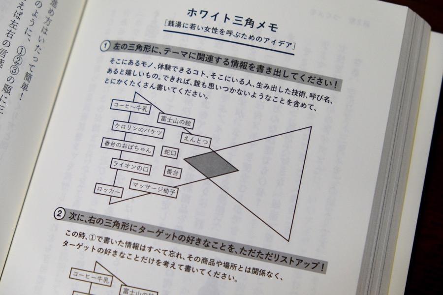 すごいメモ。 感想 三角メモ