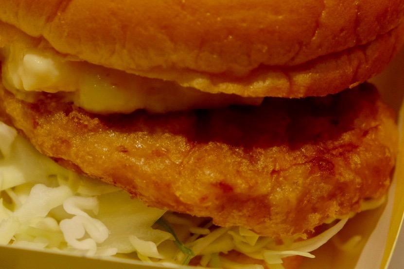 マクドナルド チキンタルタ 食べた 感想
