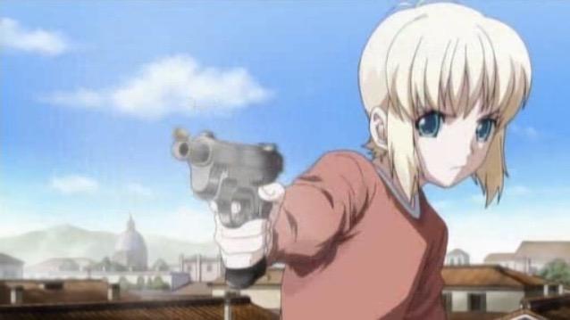 GUNSLINGER GIRL アニソン おすすめ