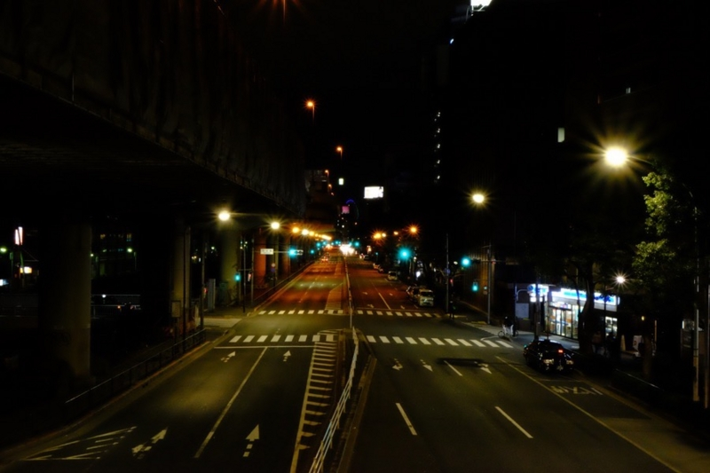 夜の目白通り2