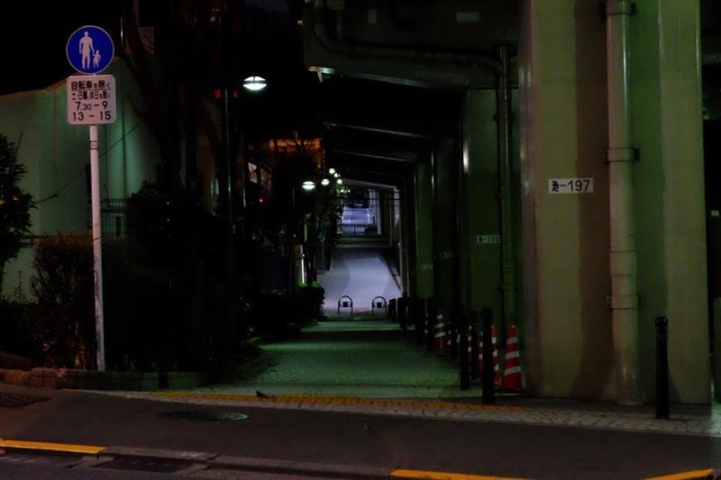 夜の住宅街3
