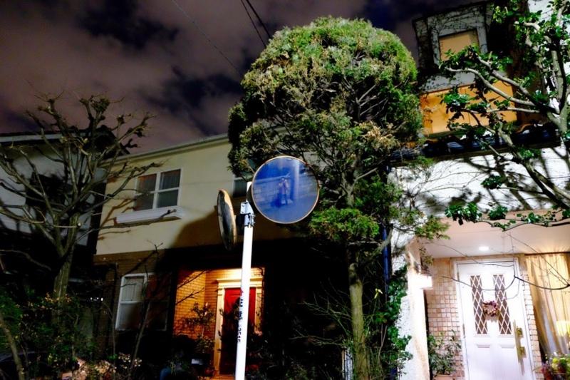 夜の住宅街4