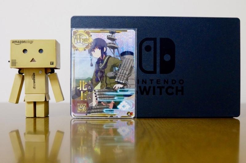 Nintendo Switch ドック サイズ