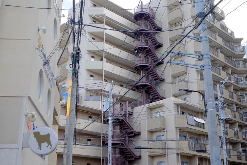 大塚 住宅街