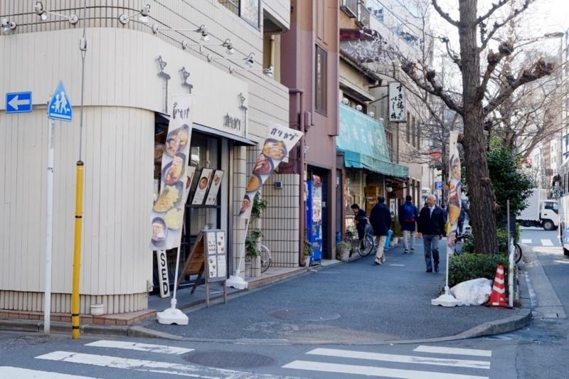 カリガリ カレー 店舗外観 秋葉原