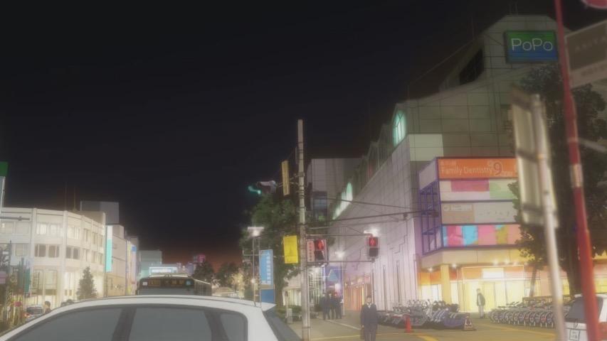 月がきれい アニメ 聖地巡礼 川越 本川越駅1