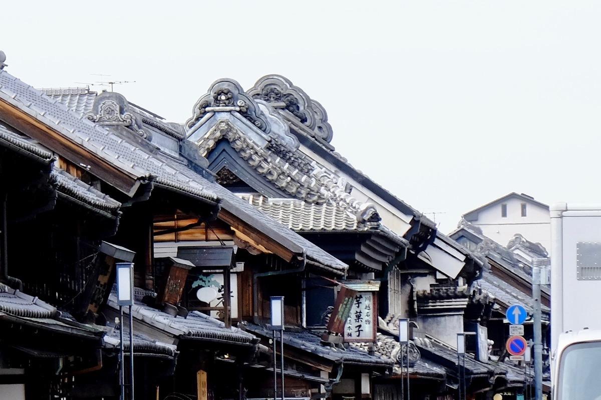 月がきれい アニメ 聖地巡礼 川越 蔵造りの町並4