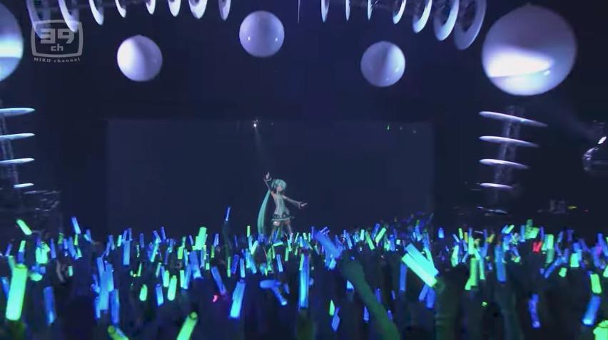 「HATSUNE MIKU EXPO 2016 Japan Tour」Zepp Tokyoライブ映像-Blue Star/八王子P