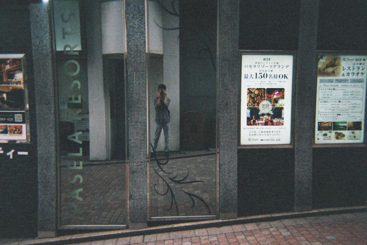 パセラリゾーツ グランデ 渋谷店(写ルンですで撮影)