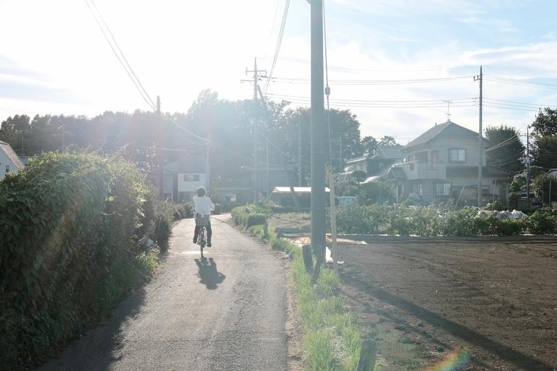 富士見市内の道路