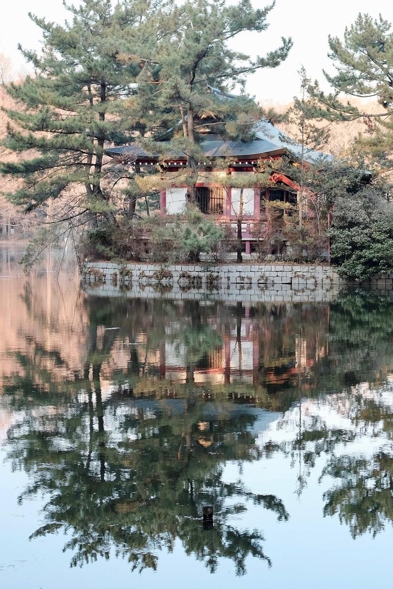 石神井公園・厳島神社2