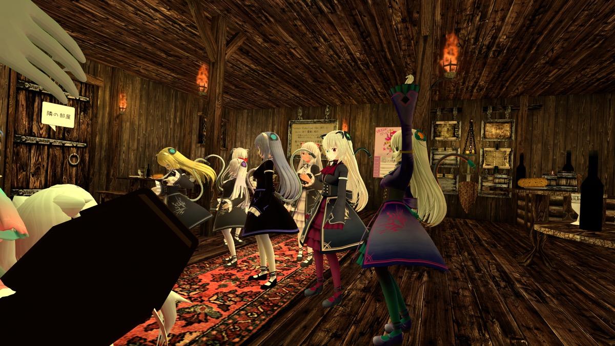 「Fantasy Shukai jou」にて、ますきゃっと撮影会