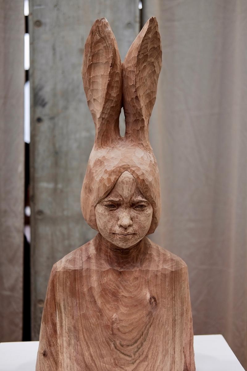 藝祭2019・彫刻科展示より