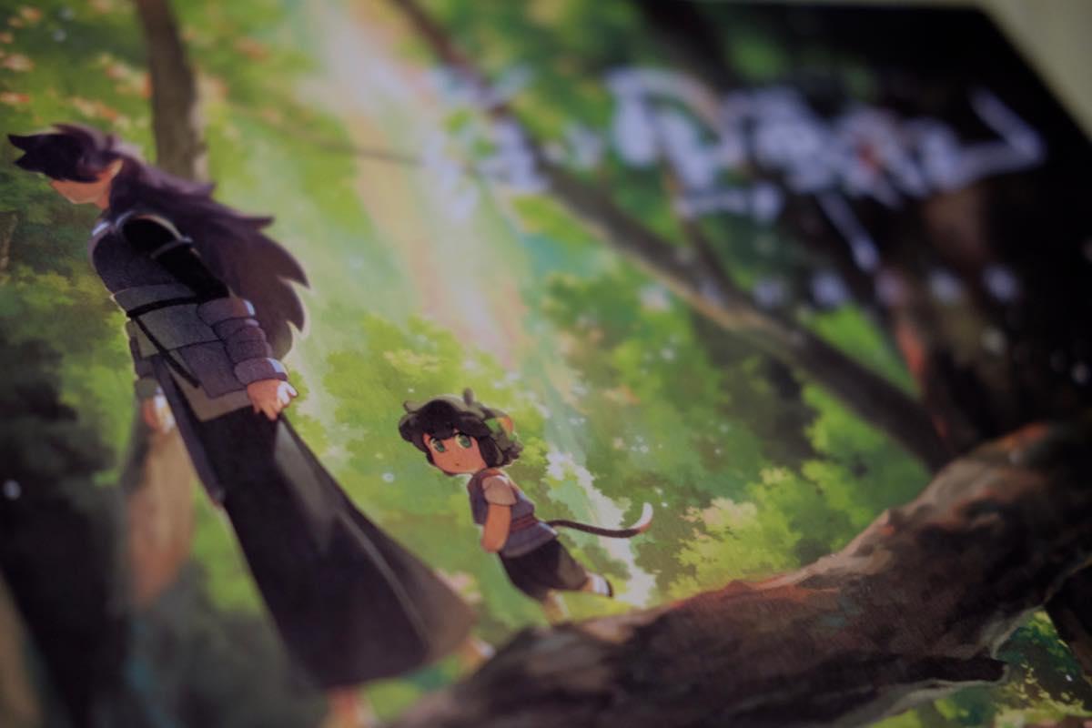 映画『羅小黒戦記~ぼくが選ぶ未来~』パンフレット