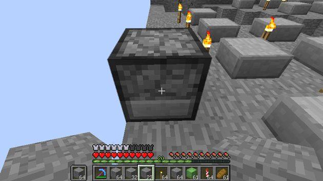 ブロックの置き方