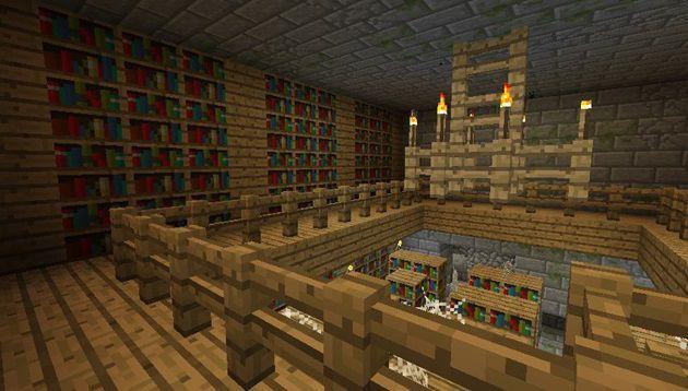 図書館がある場合も