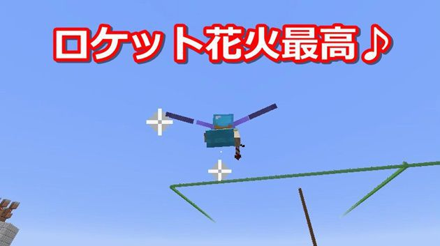 エリトラで飛ぶ