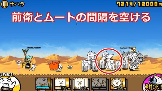3:ネコムート生産時の注意