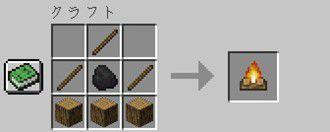 焚き火の作り方1