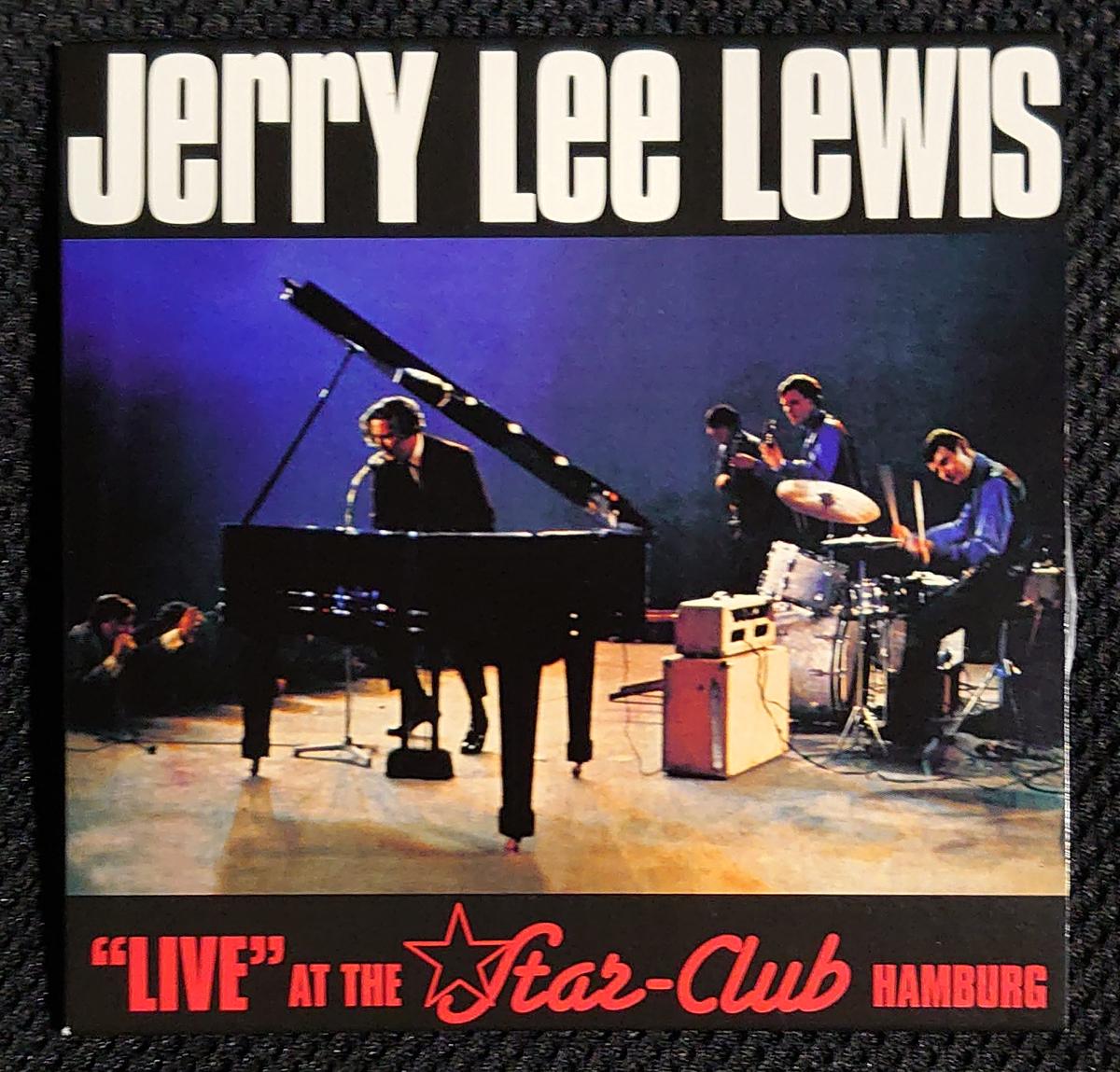Jerry Lee Lewis_Live at the Star-Club,Hamburg