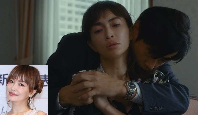 長谷川京子と平子理沙