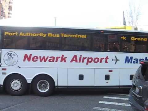 ニューアーク・エアポート・エクスプレス・バス