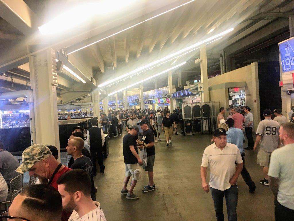 ニューヨークヤンキーススタジアム