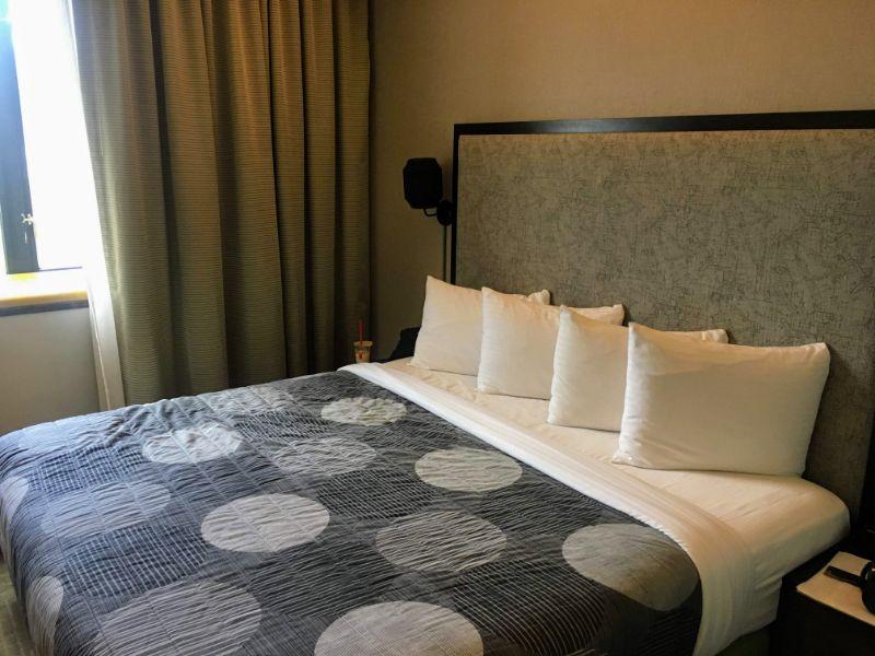 チャイナタウンのレオンホテル