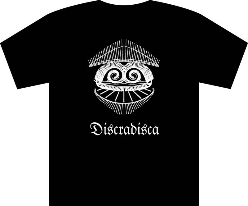 大阪湾海岸生物研究会オリジナルTシャツ(白文字バージョン)