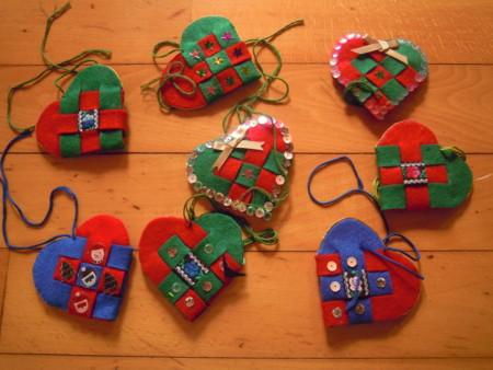 クリスマス 折り紙 : 折り紙 クリスマス オーナメント : divulgando.net