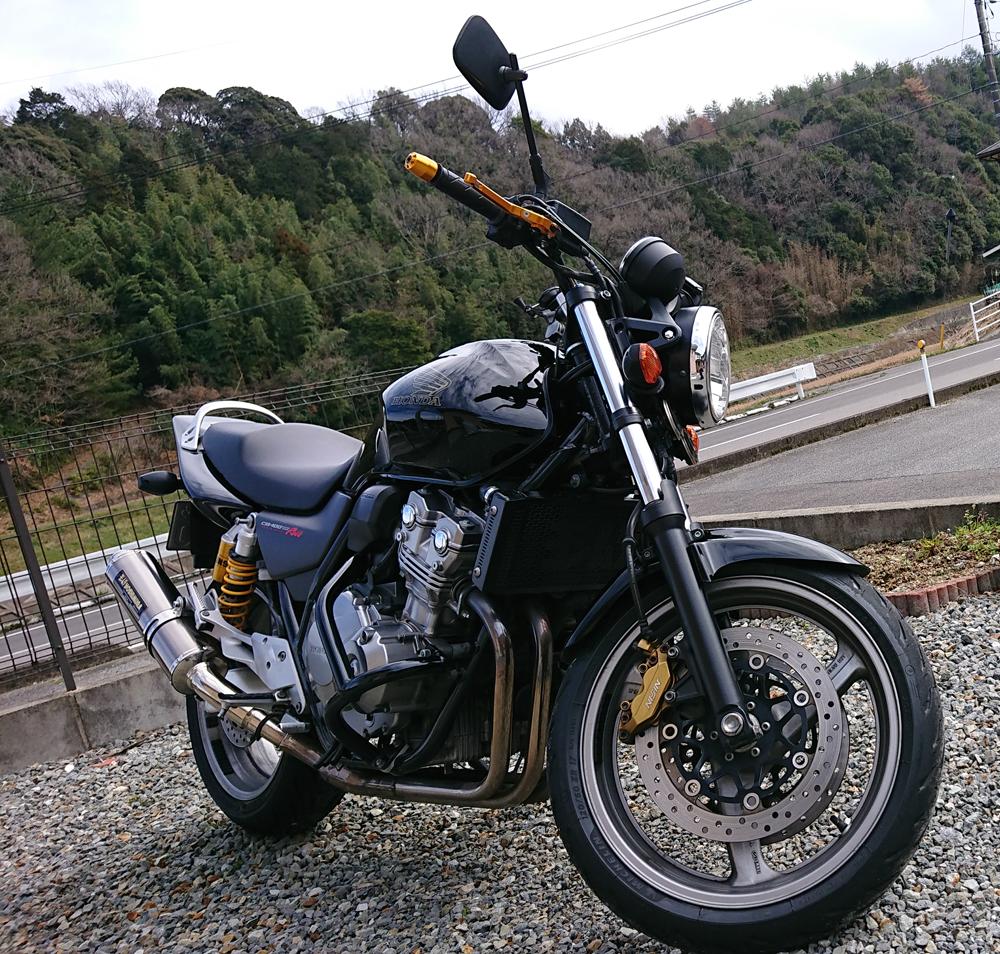 CB400SF Revo NC42
