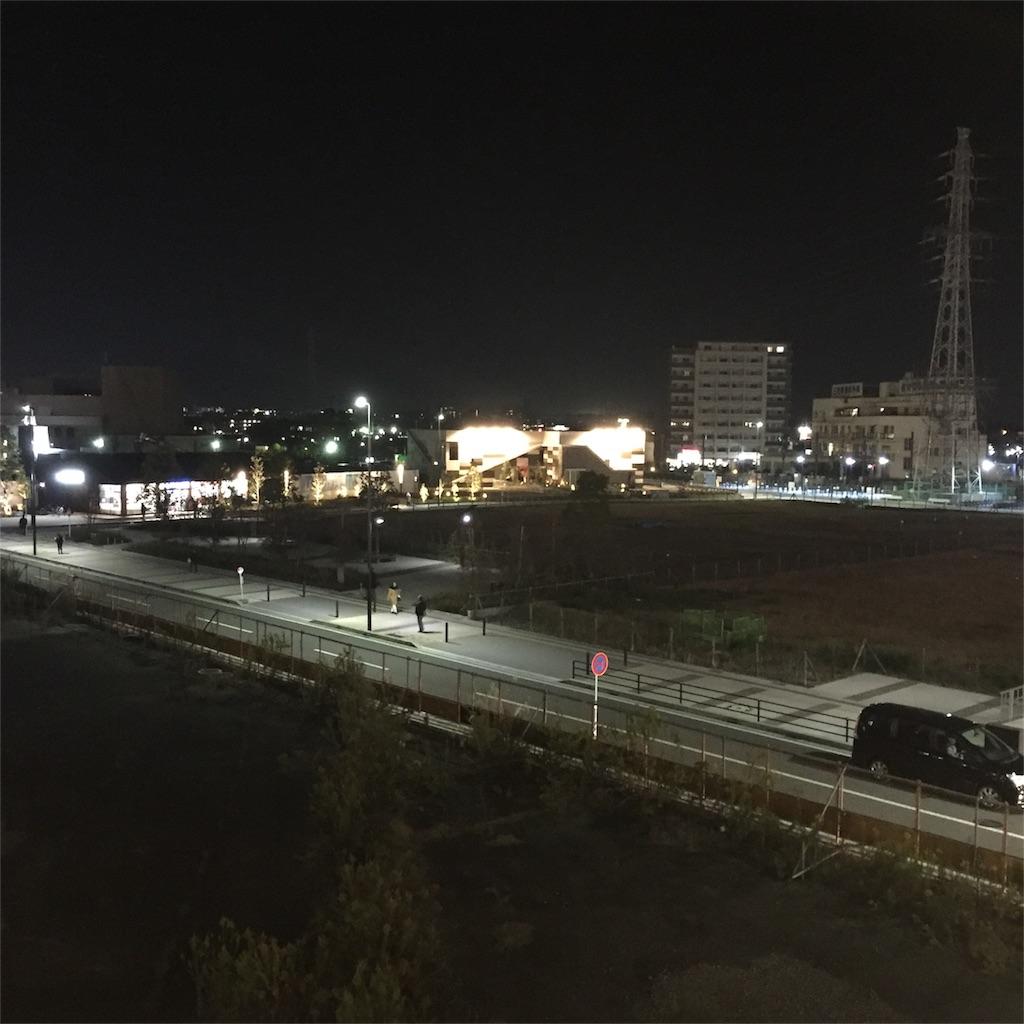 海老名駅西口開発中画像