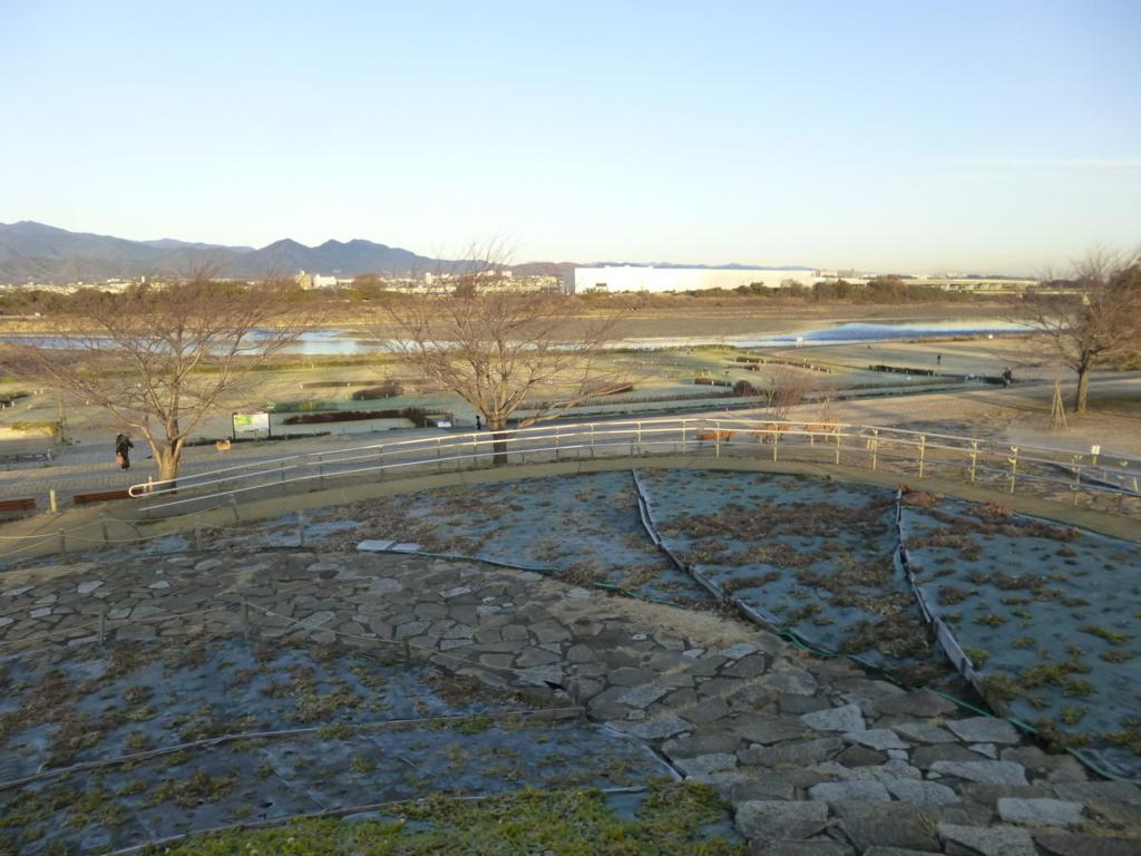 三川公園展望台から