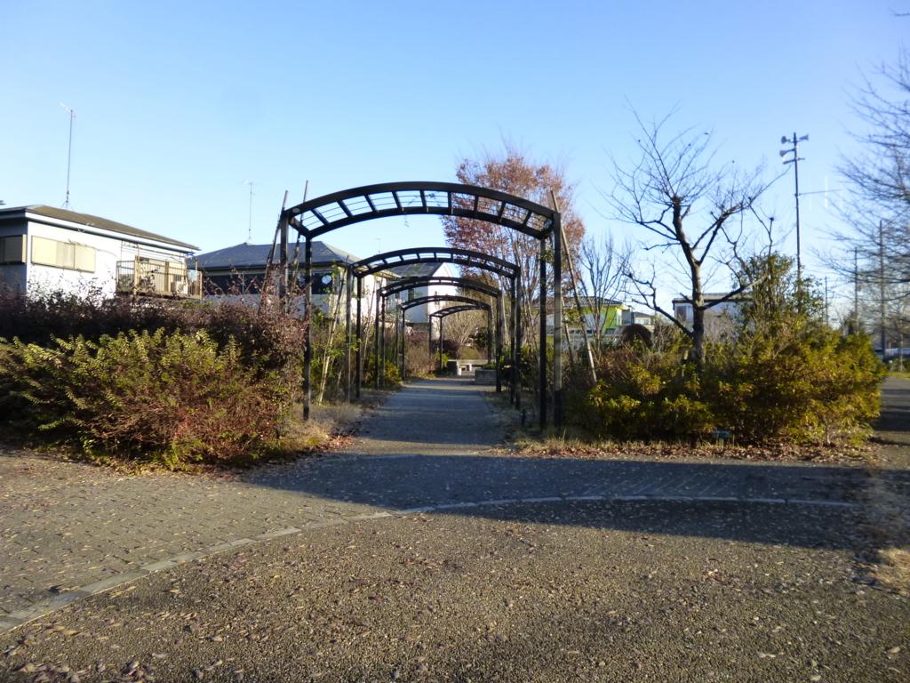 三川公園イングリッシュガーデン