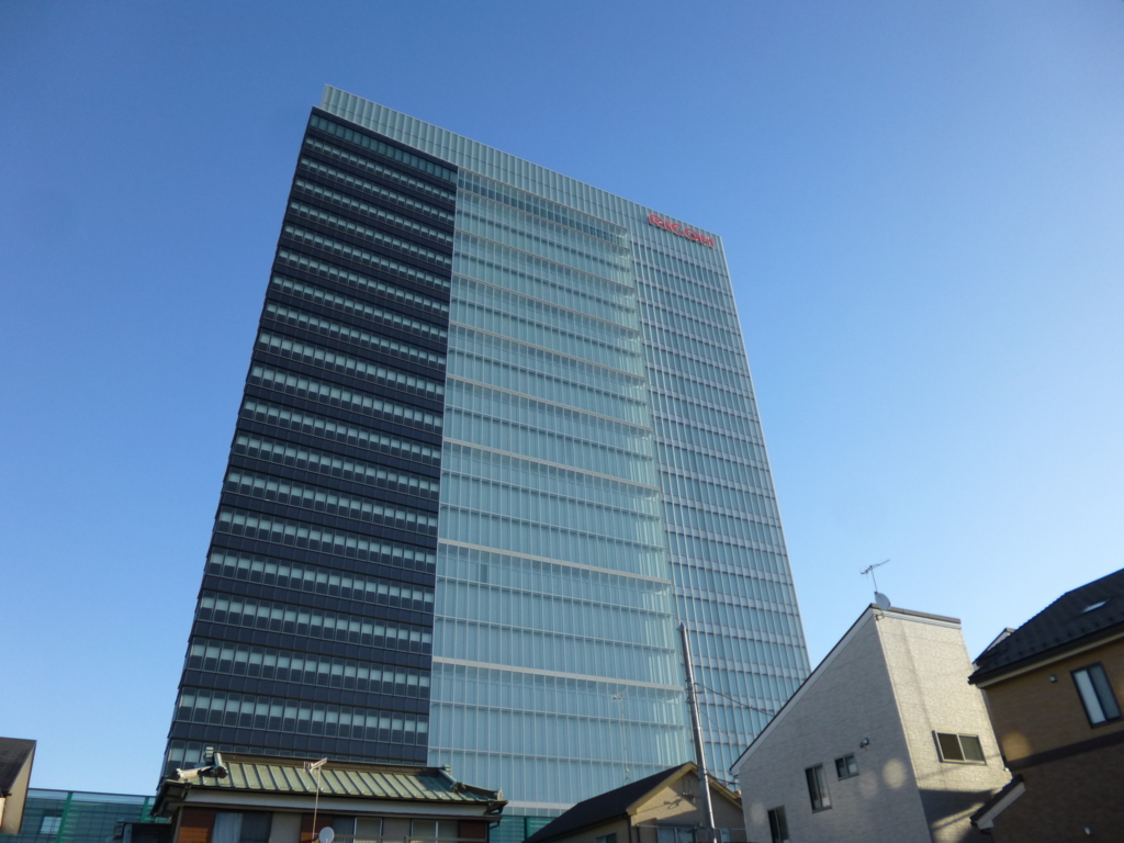 リコーテクノロジーセンタービル