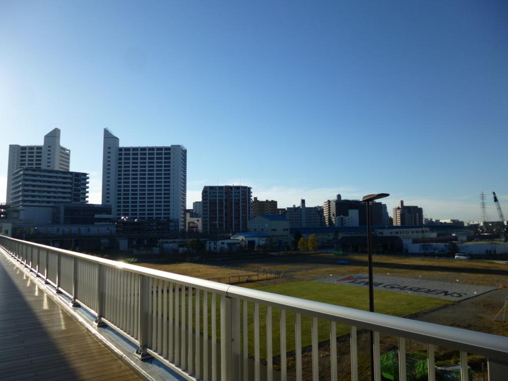 JR海老名駅から西口