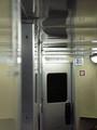 [鉄道][寝台急行銀河]B寝台の廊下