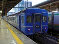 [鉄道][寝台急行銀河]東京駅に到着