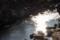 [川][光][反射]